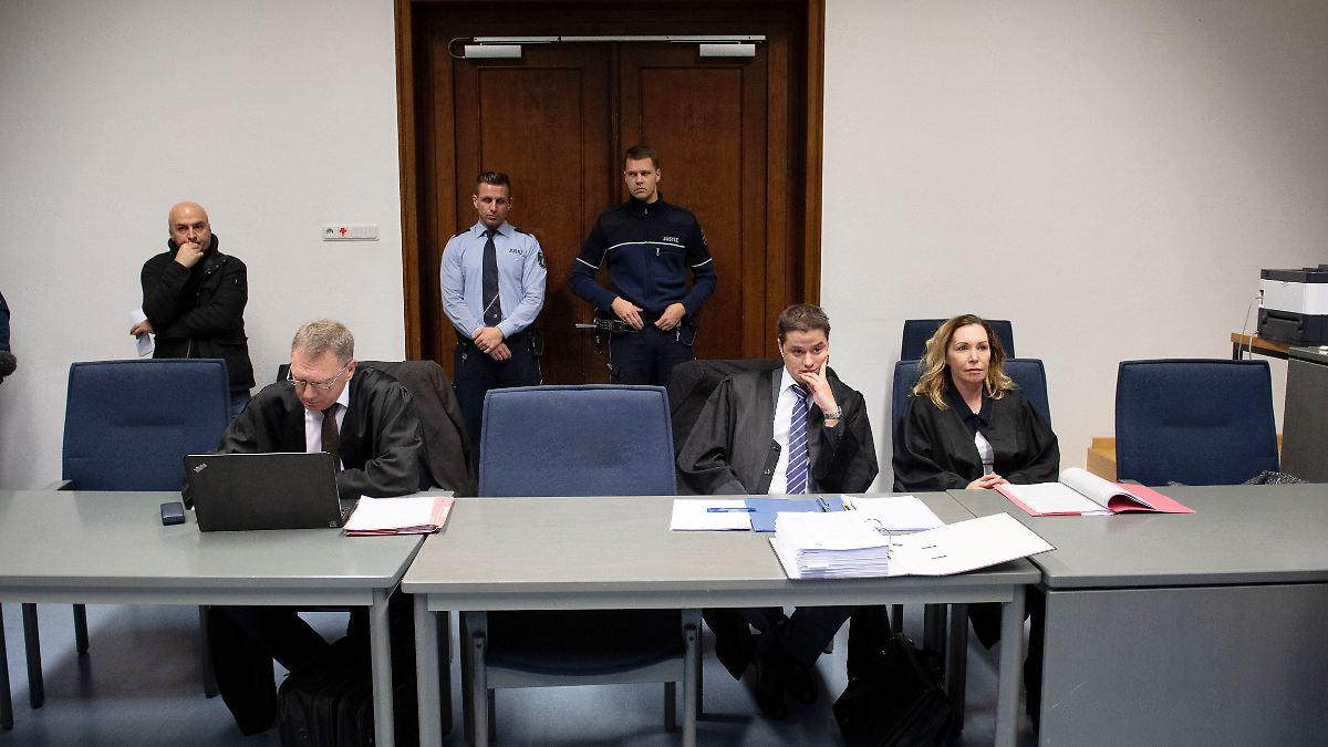 Schüler bestreitet Tötungsabsicht vor Gericht
