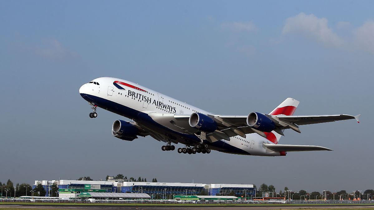 British Airways streicht China-Flüge bis Ende März
