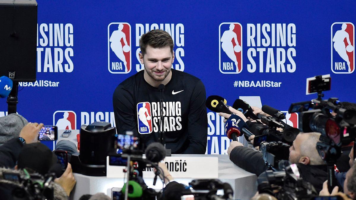 Wie die NBA von Luka Doncic profitiert