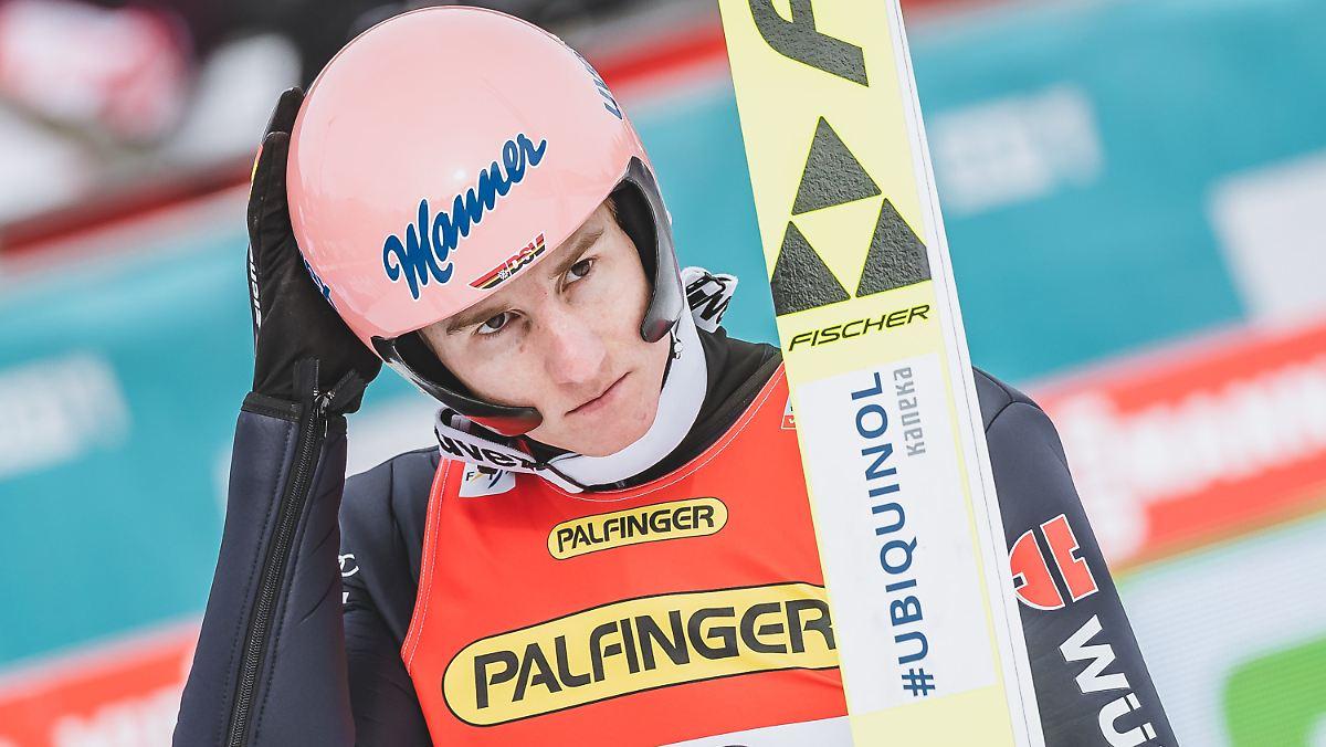 Skiflug-Wirrwarr entnervt Karl Geiger