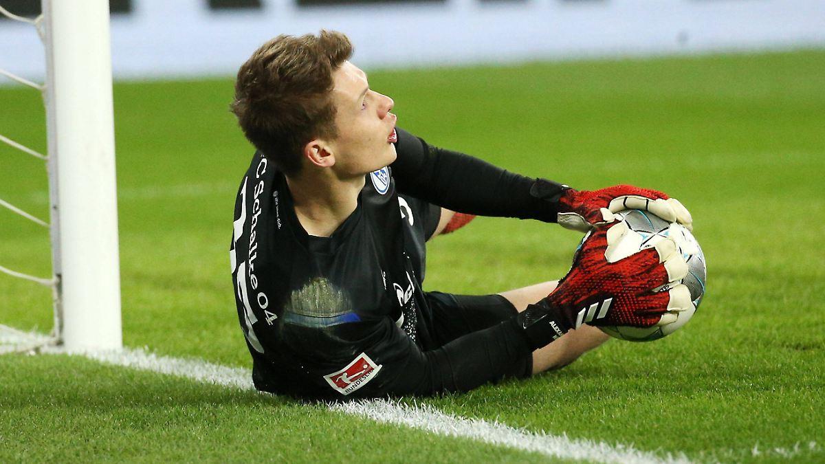 Nübel rettet Schalke spektakulär das Remis