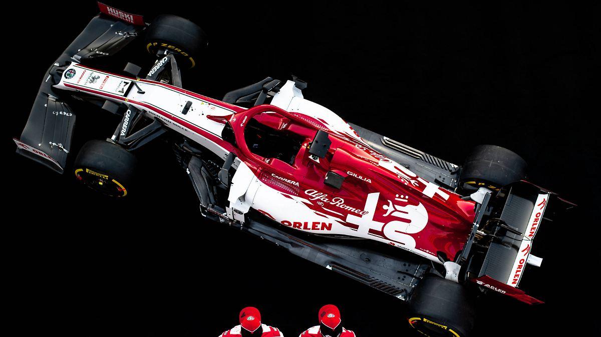 Räikkönen stellt Barrichellos Rekord ein