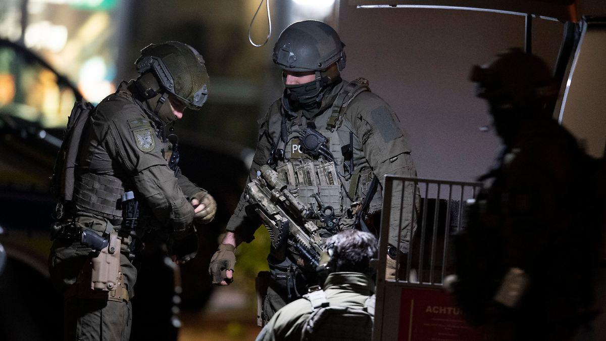 Polizei findet Leiche von mutmaßlichem Täter