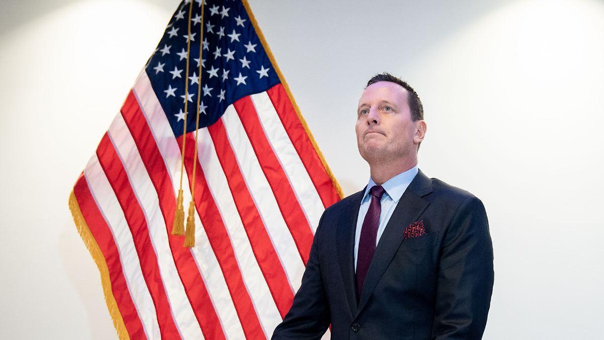 Grenell bleibt US-Botschafter für Deutschland