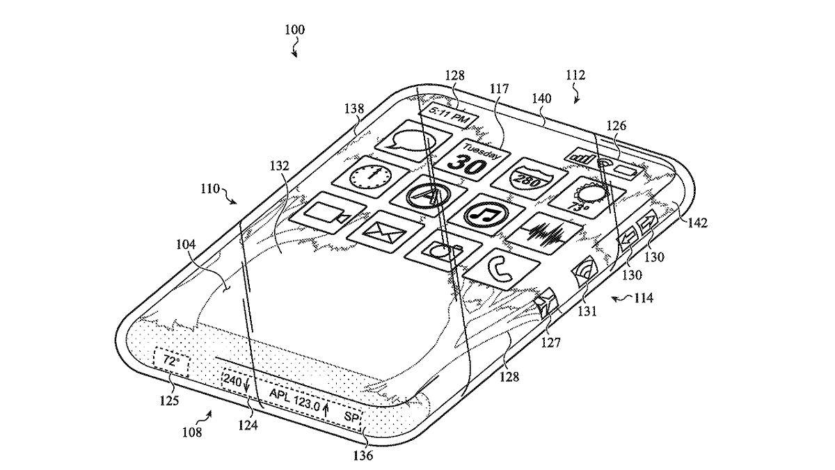 Patent zeigt irres Zukunfts-iPhone