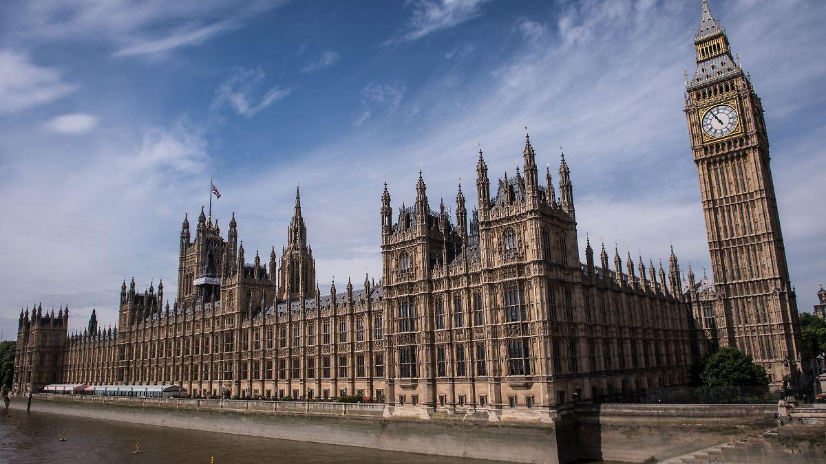 Geheimgang im Westminsterpalast entdeckt