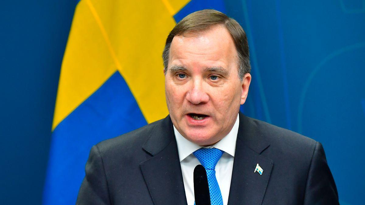 Schweden wird nun doch etwas strenger