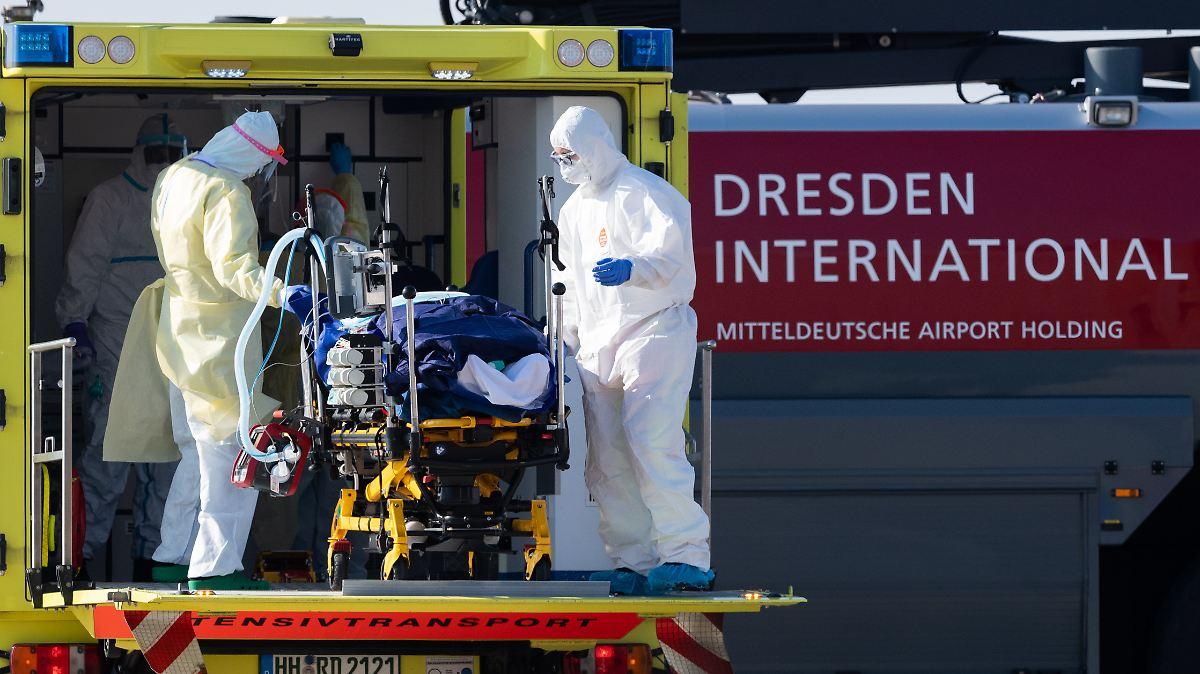 1002 Corona-Tote in Deutschland gemeldet