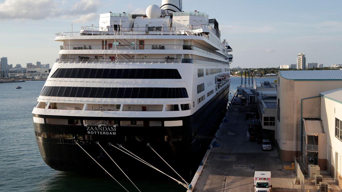 Kreuzfahrt-Albtraum endet in Florida