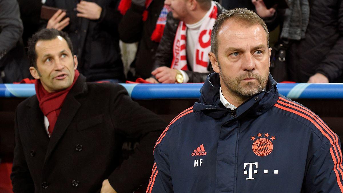 Der komplizierte Kaderplan des FC Bayern