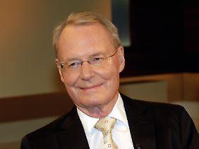 Hans-Olaf Henkel, Ex-BDI-Präsident und Berater der Bank of America.