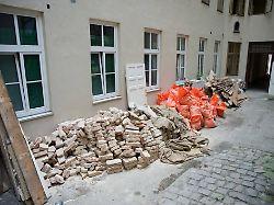 Beim Sanieren oder Renovieren: Bauschutt trennen zahlt sich aus