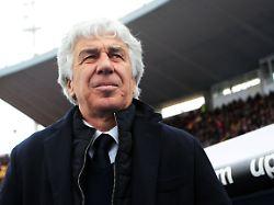 Corona-Infekt bei Bergamos Coach: Gasperini hatte Angst vor dem Tod