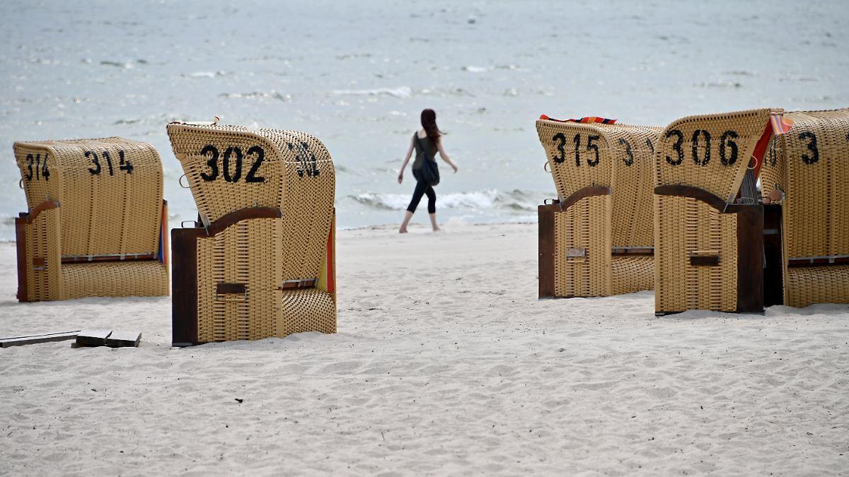 Sommer in Schleswig-Holstein: Urlauber sollen Strandbesuch per App regeln