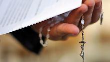 Die katholische Kirche möchte gern wieder andere Akzente setzen.