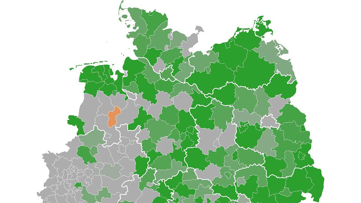 Ntv Animation Zur Corona Krise So Breitet Sich Das Virus In Deutschland Aus N Tv De