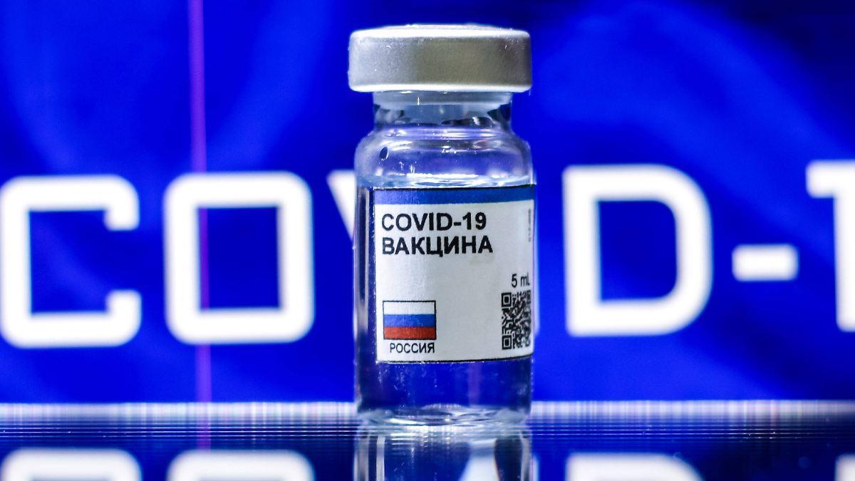 Impfstoff Russland