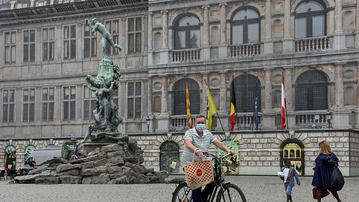 Antwerpen zu Risikogebiet erklärt