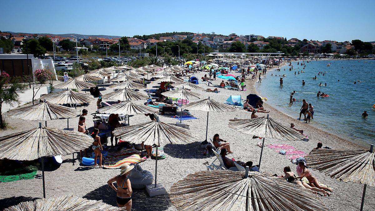 Infektionsherde in Südosteuropa: Balkan ist deutscher Reise-Hotspot