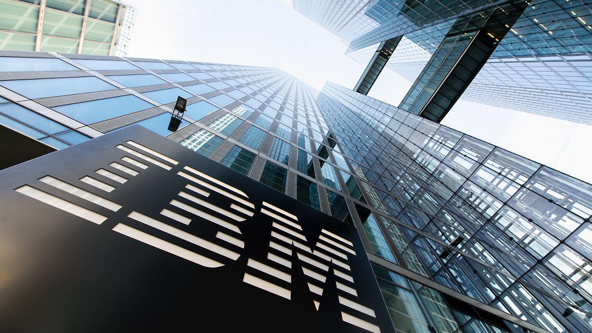 Cloud-Geschäft rettet IBM die Bilanz