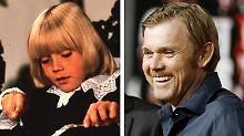 Aus Kindern werden Leut': Ricky Schroder damals und heute.