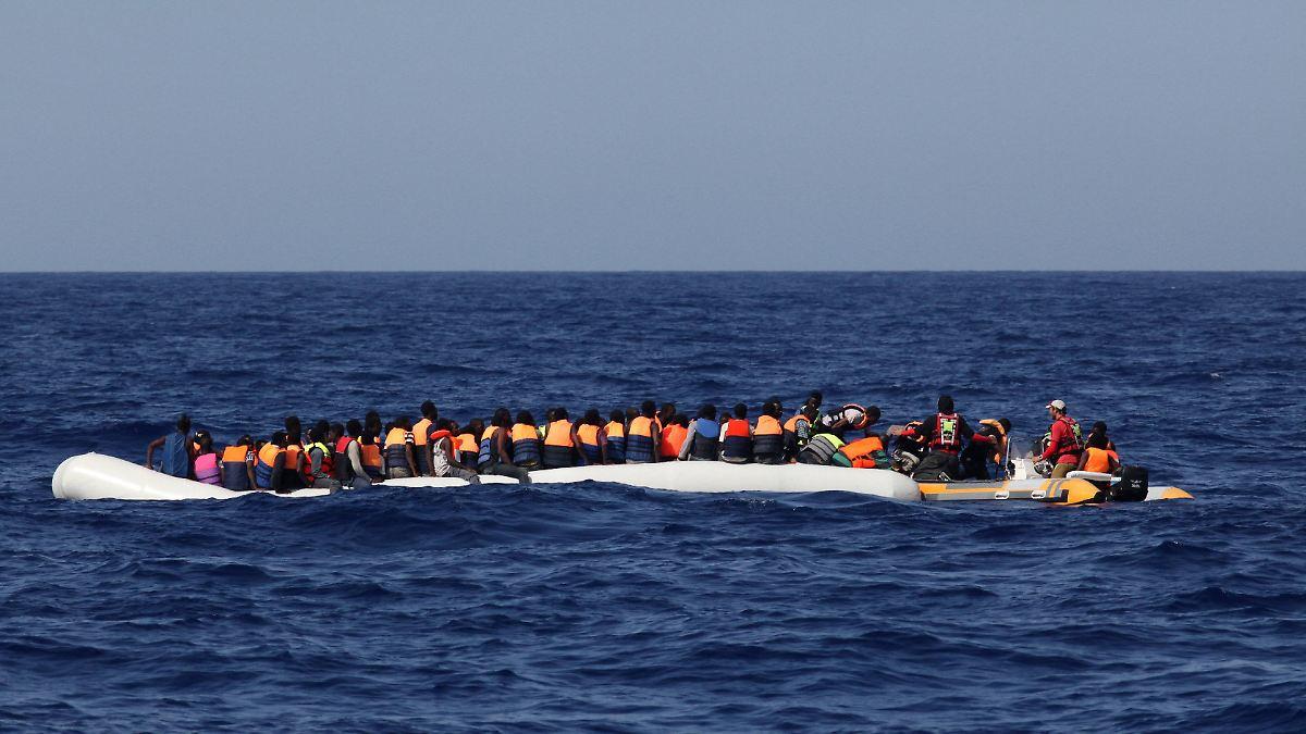 Vorgänge an den Außengrenzen:UNO sieht Asylrecht in Europa in Gefahr - n-tv NACHRICHTEN