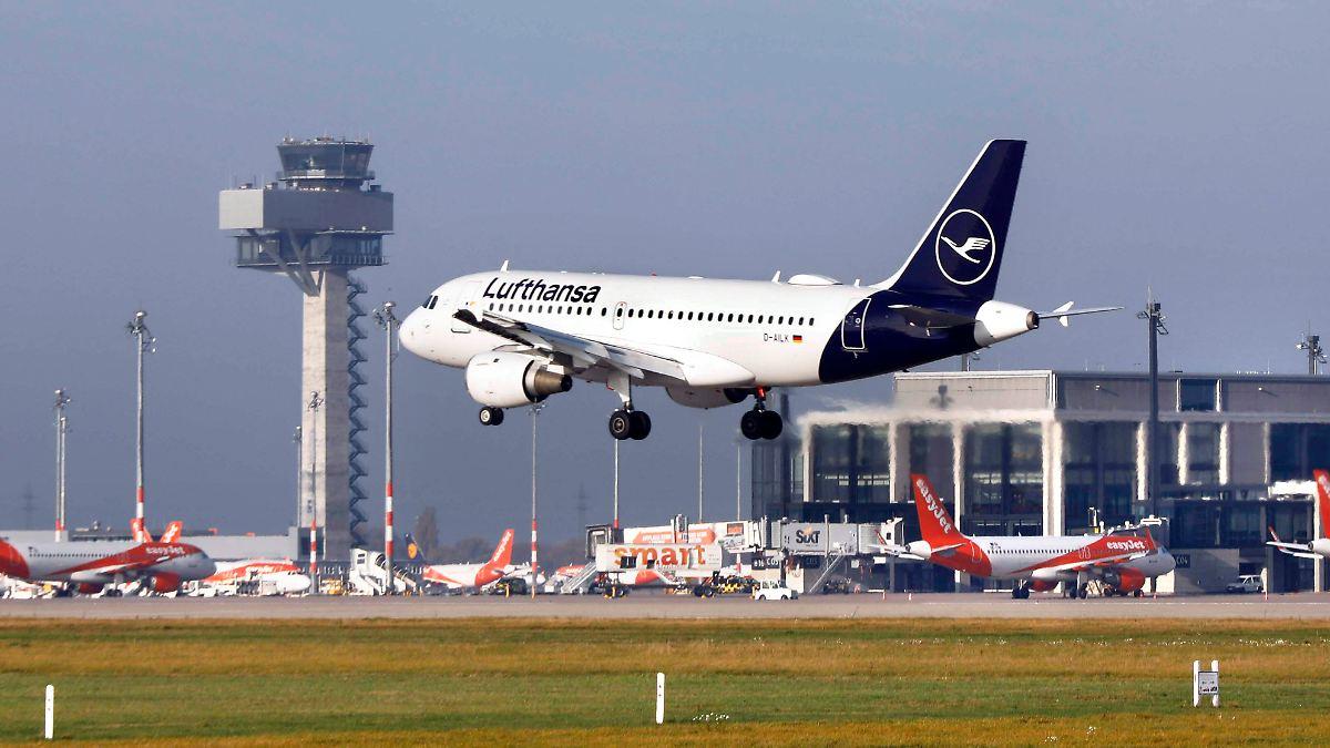 Auslösung verpfändeter Flugzeuge:Lufthansa tilgt vorzeitig KfW-Kredite - n-tv NACHRICHTEN