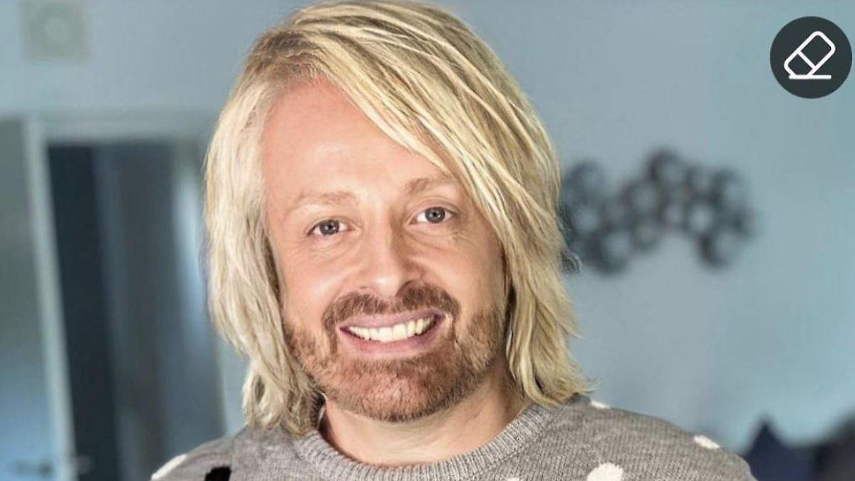 Typveränderung im Lockdown:Ross Antony hat die Haare schön - n-tv NACHRICHTEN