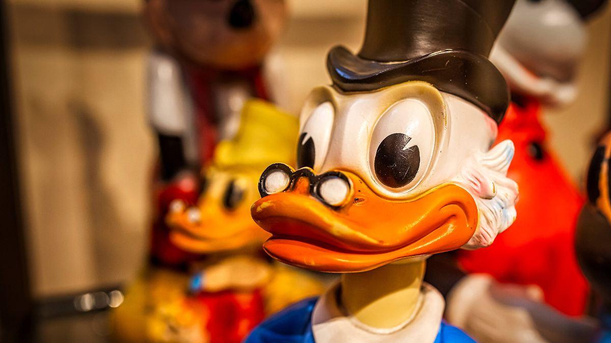 Streaming-Geschäft boomt:Disney kämpft sich aus den roten Zahlen - n-tv NACHRICHTEN