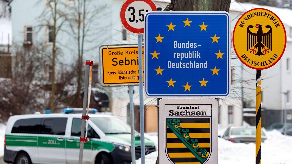 Infektionen und Mutationen:So ist die Lage bei Deutschlands Nachbarn - n-tv NACHRICHTEN