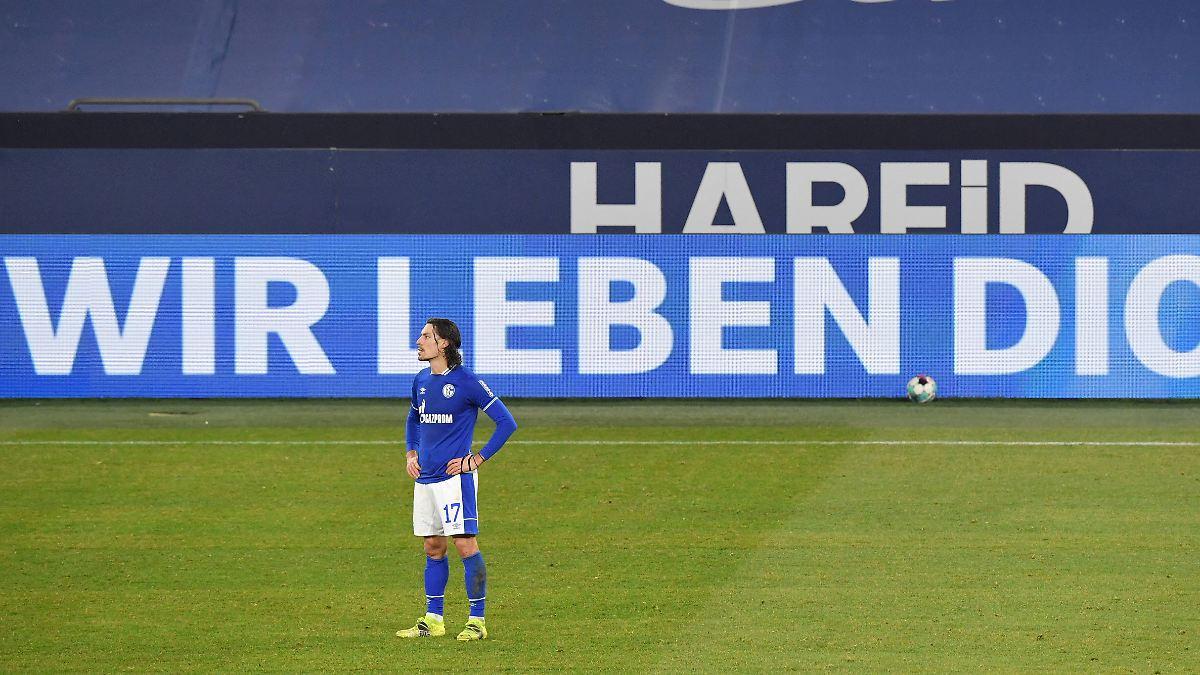 BVB forciert Abstiegsangst:Nie war mehr Schalke 0:4 - n-tv NACHRICHTEN