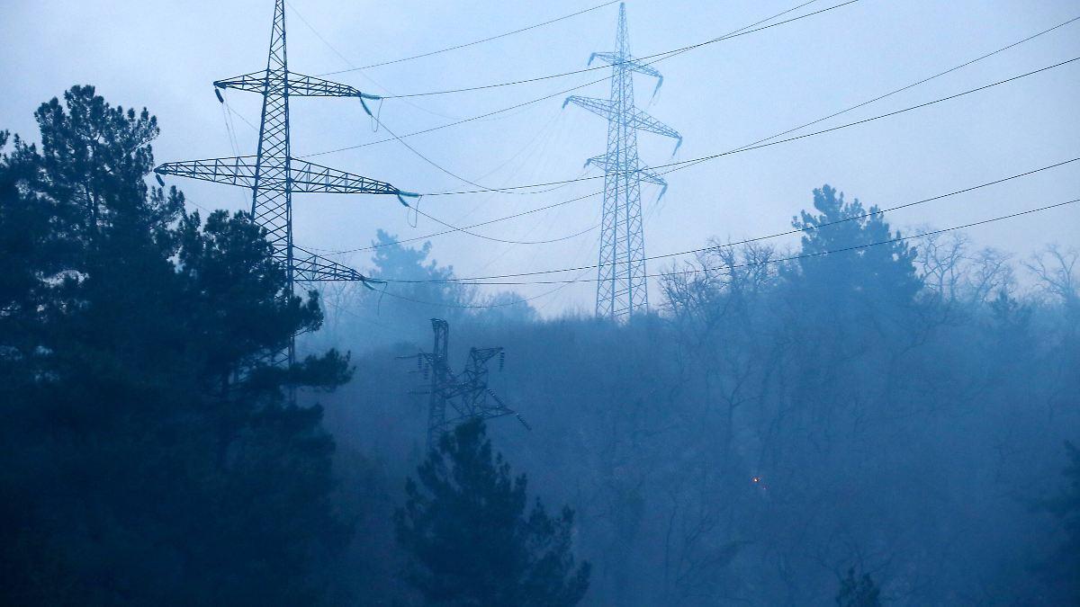 Umspannwerke in Flammen : Abchasien macht Bitcoin-Farmen dicht - n-tv.de - n-tv NACHRICHTEN