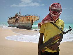 Piraten ziehen um von Ost- nach Westafrika