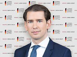 """Sebastian Kurz LEG - """"Freiheitspreis der Medien 2021"""": Kurz wird für Bemühungen um Verständigung geehrt"""