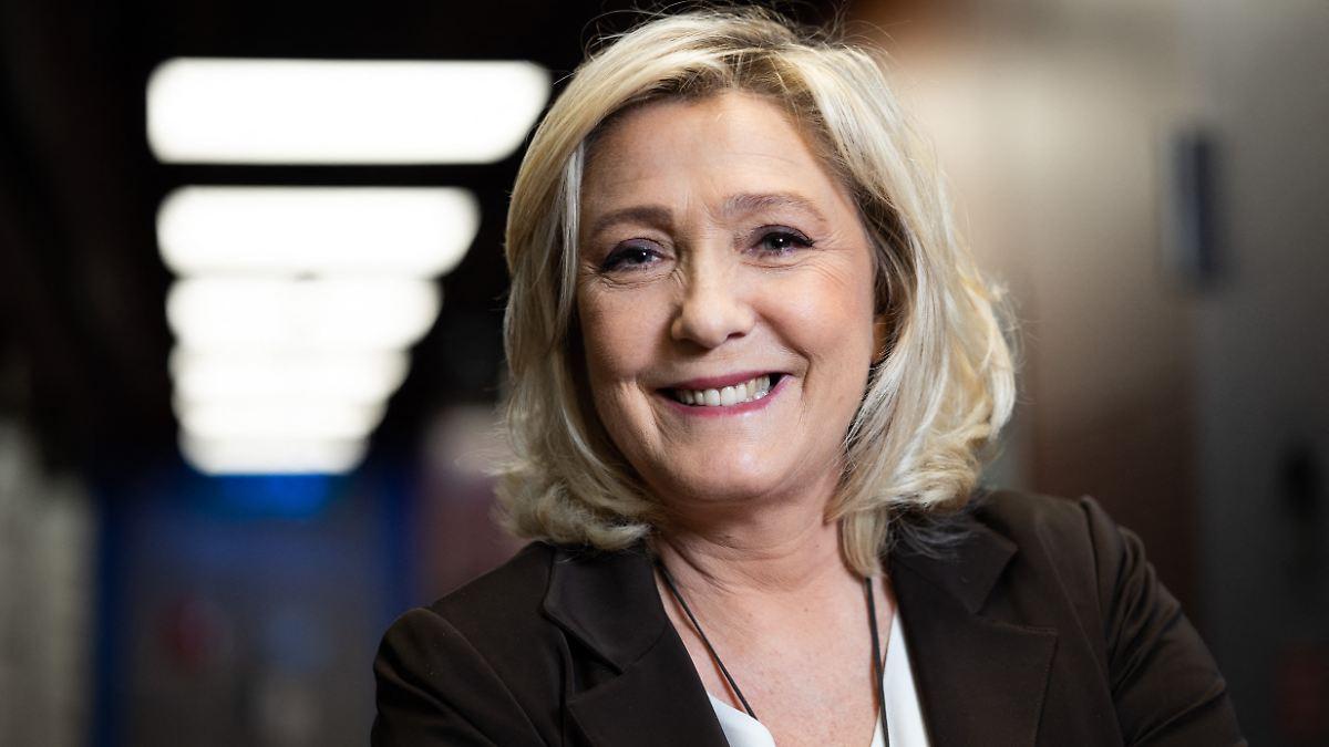 Der erstaunliche Wandel der Marine Le Pen