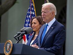 241611000 - Anders als sein Vorgänger: Biden veröffentlicht Steuererklärung