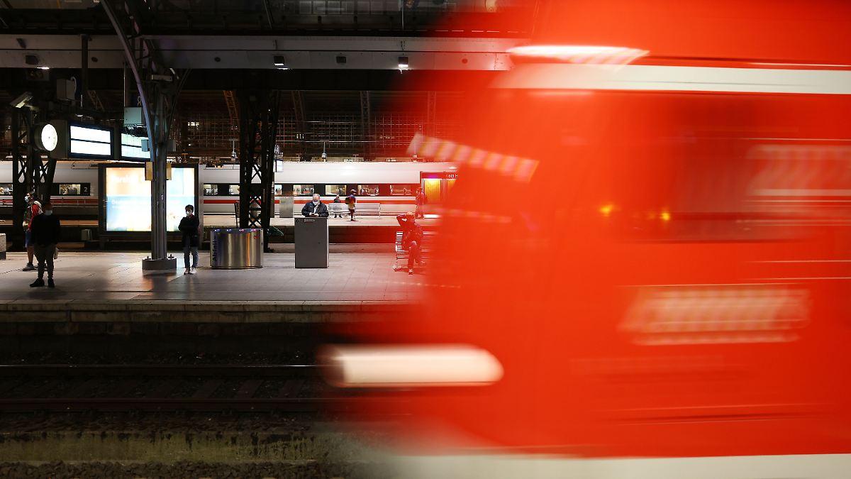 GDL und Bahn haben etwas zu verkünden