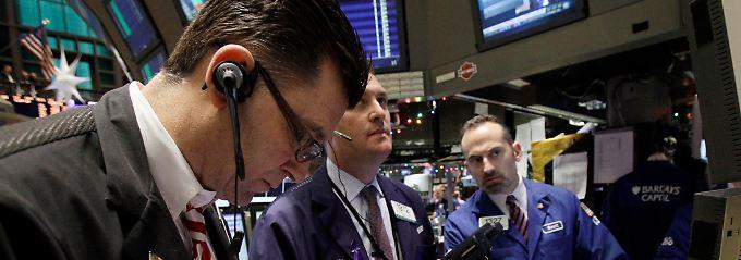Händler an der Wall Street: Nur was für Männer?