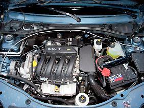 Benziner mit 105 PS: Ein kräftigerer Motor täte dem Dacia Duster gut.
