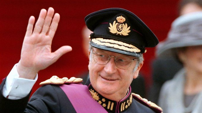 König Albert II. verkörpert die Einheit Belgiens. Wie lange noch?