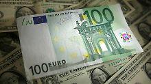 Es regnet US-Daten: Euro stagniert