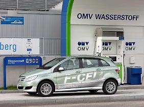 Brennstoffzellenfahrzeuge könnten die Mobiltätsbedürfnisse einer Familie besser bedienen als Elektroautos.