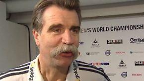 Handballer siegen gegen Island: Heiner Brand zeigt sich zufrieden