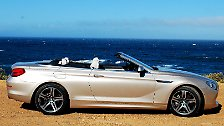 BMW 6er Cabrio in Bildern: Offener Luxus