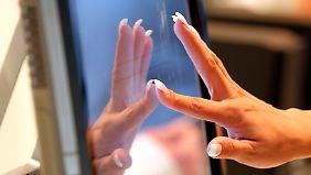 Gute Nachricht des Tages: Touchscreens aus erneuerbaren Rohstoffen