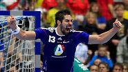 """König unter """"Außerirdischen"""": Die Handball-Welt huldigt Karabatic"""