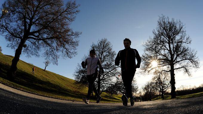Gute Nachricht des Tages: Ausdauersport nutzt dem Hirn