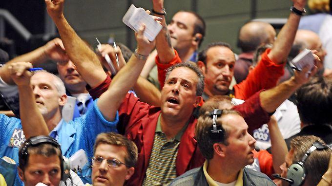 Feindliches Übernahmeangebot?: Chicago will Nyse Euronext übernehmen