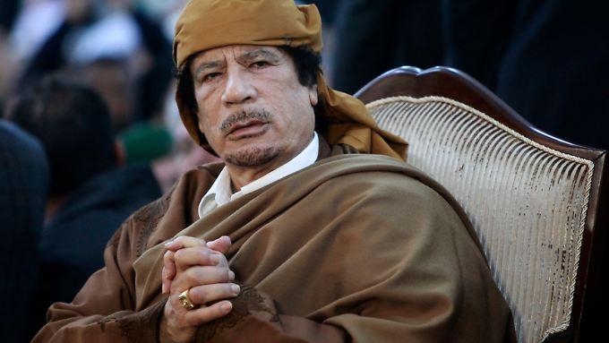 Keine freie Berichterstattung in Libyen: Gaddafi entgleitet offenbar Kontrolle