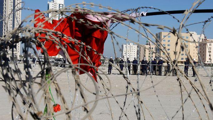 Proteste in der arabischen Welt: Regierungen setzen auf Gewalt
